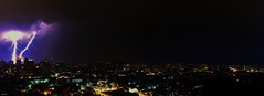 Fat Boom Bang Bang, wow!  DMC-GF5  Panorama (Swiss.piton) Tags: city sky panorama tourism me night dark l
