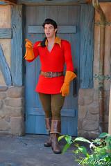 Gaston (disneylori) Tags: disney disneyworld characters wdw waltdisneyworld magickingdom villains gaston beautyandthebeast fantasyland enchantedforest disneycharacters disneyvillains newfantasyland beautyandthebeastcharacters facecharacters meetandgreetcharacters