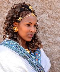 Traditional Bride, Ethiopia