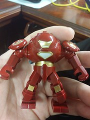 Hulkbuster (The Dark Design) Tags: man iron lego ironman hulkbuster legohulkbuster