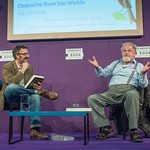 Ryan van Winkle in conversation with Alasdair Gray