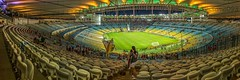 Maracana (sama093) Tags: brazil brasil riodejaneiro football stadium soccer cruzeiro flamengo maracana fluminense