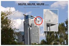 Selfie on 38-th floor  #selfie