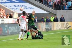 "DFL BL15 1. FC Köln vs. Borussia Moenchengladbach 21.09.2014 026.jpg • <a style=""font-size:0.8em;"" href=""http://www.flickr.com/photos/64442770@N03/15127155337/"" target=""_blank"">View on Flickr</a>"
