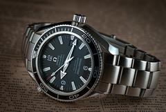 Omega Planet Ocean 42 (jrmax_51) Tags: watch omega pentaxk7 pentaxfa100mmf28macro