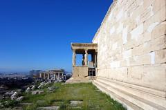 South porch, the Erechtheion (profzucker) Tags: greek king athens zeus classical acropolis athena poseidon erechtheum erechtheion erechtheus 421405bce