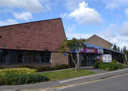 Desborough Library Plus
