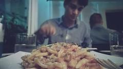 La Puglia, il cibo e l'amore. (SaraNumero12) Tags: sea italy food love night italia mare it pasta amour ita cena amore puglia cibo vacanze sud sera ptranto