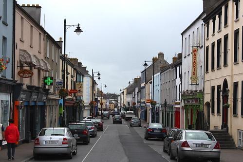Birr Town, County Offaly, Ireland