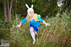 IMG_3423 (Devious Tofu) Tags: cosplay fionna midoricon