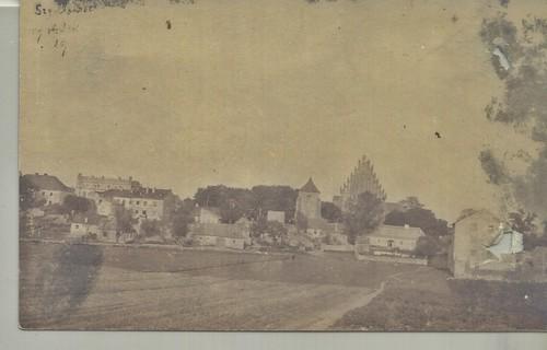 Widok na centrum miasta. 1929r.