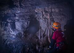 Twin column formation inside Gua Padang Kawad @ Gua Hari Malaysia (Ashraf.Rafdzi) Tags: pillar cave column speleo spelunking
