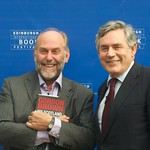 Alistair Moffa and Gordon Brown