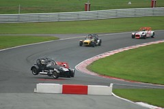 Oulton Park 20/9/14 (peeler2007) Tags: motorracing caterham motorsport oultonpark cscc r300 c400