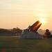 Fort  Nelson sunrise