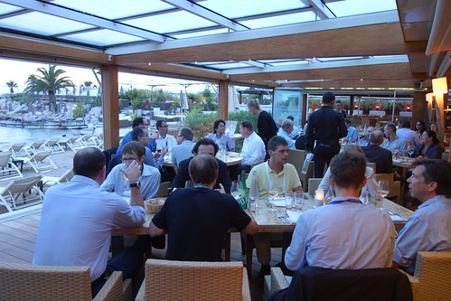 EPIC Dinner ECOC 2O14 Cannes - France (18)