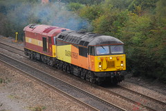 56302 (Sam Tait) Tags: light drag diesel engine loco move tow 60 56 colas