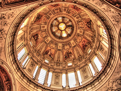 Berlin Cathedral Dome (Habub3) Tags: city berlin canon cathedral dom powershot g12 2015 habub3