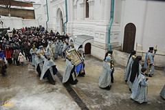 The Laying of the Foundation Stone of Saint John the Russian's Church / Закладка храма св. Иоанна Русского (1) 20.02.2017