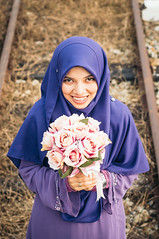 |MUNIRAH| (ARULFIKRI) Tags: people malay melayu hijab hijabista culture fashion fashionstyles potrait potraiture life lifestyle