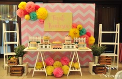 Pink Lemonade Dessert Table (sweetsuccess888) Tags: sweetsuccess desserttable dessertbar dessertbuffet lemonade lemonadeparty pinklemonade eventstyling desserts philippines