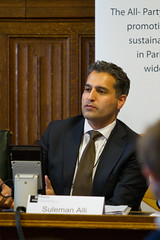Suleman Alli, Director of Safety, Strategy & Support Services, UK Power Networks (PRASEG) Tags: 2017 committeeroom 11 houseofcommons event london praseg hoc commons sulemanalli ukpowernetworks