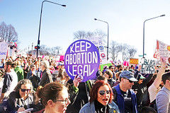 Keep Abortion Legal (kirstiecat) Tags: obamacare trumpcare protest peace feminism politics liberal abortion prochoice chicago women womensmarch womenrights feminim plannedparenthood thisiswhatdemocracylookslike crowd roevwade streets canon legislation bills affordablehealthcareact secretaryofeducation betsydevos idea individualswithdisabilitiesact