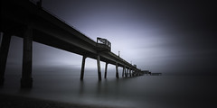 Deal (richard carter...) Tags: longexposure seascape pier kent dusk deal