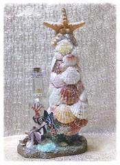 Beach Nautical Tree with Message in a Bottle and Altered Art Image (Laughter and Lemondrops) Tags: putzhouse cardboardhouse vintagechristmas vintage4thofjuly vintagefourthofjuly carolinemichelle carolinesherman carriesherman laughterandlemondrops vintagebottlebrushtree vintagecookiecutter vintagecookbook pinwheel vintageyoyo strawberry mushroom gnome pixie fairy kitschy whimsy whimsical lemondrops2011 etsy vintagegnome fiestaware pedestal vintagepedestal shinybriteornament vintageornaments vintageholidaydecoration shinybriteornaments facebook twitter instagram ebay ornamentwreath pinkchristmas vintagehalloween german christmas shabby chic elfontheshelf elf knee hugger christmashouse bottlebrushtree