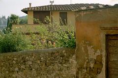 Firenze - Via di Belvedere (Ib Aarmo) Tags: street windows roof italy house streets florence italia via villa shutters di firenze belvedere