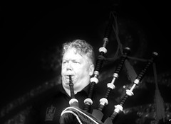 Red Hot Chilli Piper's (Michelle O'Connell Photography) Tags: summer music june rock photography scotland glasgow michelle band scottish bagpipes 7th partick westend oconnell mela kelvingrovepark westendfestival redhotchillipipers maleband