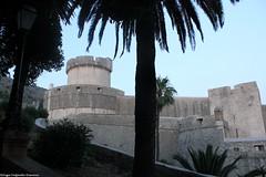 Mineta Tower@Dubrovnik, Croatia (Inga Vuljanko Desnica (catching up....)) Tags: sea silhouette architecture croatia shakespeare medieval walls fortifications fortress dubrovnik unescoworldheritage hamlet adriatic openairvenue