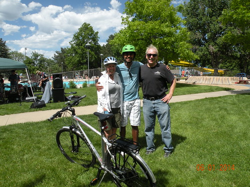 Photo - 2014 Circle Boulder by Bicycle