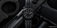 Sinn 140 St S (ByBBR) Tags: black watches sinn handcuffs deserteagle watchphotography