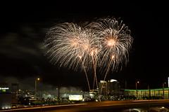 FIreworks 3 (rg69olds) Tags: canon nebraska baseball fireworks omaha 6d canondigitalcamera flickritis canonef24105mmf4lisusm tdameritrade canoneos6d 07032014