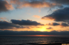 I'mASuckerForAGoodLookin'Sunset (mcshots) Tags: ocean california sunset sea sky usa beach nature water fog clouds coast cloudy stock socal mcshots southbay swells springtime marinelayer losangelescounty