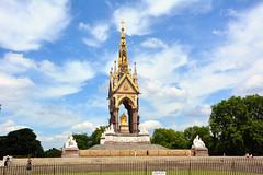Albert Memorial (John A King) Tags: gardens memorial albert kensington