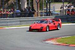 Ferrari F40 (Fido_le_muet) Tags: against sport de cancer ferrari du collection val le 500 et circuit vienne contre lisle f40 jourdain vigeant valdevienne sportetcollection 500ferrari