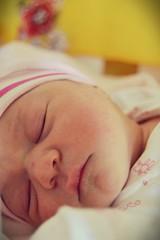 Gzellik (gloriasmith) Tags: portrait baby hospital born child birth newborn