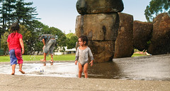 091 - Bonheur aquatique et enfantin