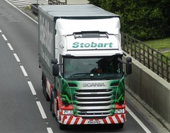 PO63PKZ H6787 Eddie Stobart Scania 'Dodrefn' (graham19492000) Tags: eddie scania dodrefn stobart eddiestobart h6787 po63pkz