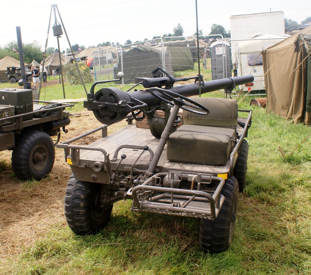 Mule Us Army M274 Truck Autos Post