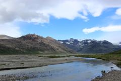 On the way to Morsárjökull glacier (Skaftafell, Vatnajökull National Park)