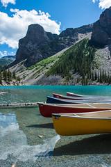 DSC_9137 (ErikMcR) Tags: canada mountains alberta banff rockymountains lakelouise morainelake explorealberta mybanff