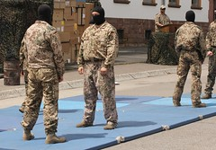 IMG_5294 (sbretzke) Tags: army uniform zb bundeswehr closecombat nahkampf 20140615