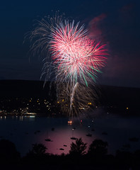 Swanage Fireworks (CheekyChex) Tags: firework dorset swanage