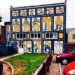 Eglwys Efengylaidd TsieinÏadd, Treganna / Chinese  Evangelical church, Canton,  Cardiff (FfotoMarc) Tags: wales square cymru cardiff caerdydd squareformat iphoneography instagramapp