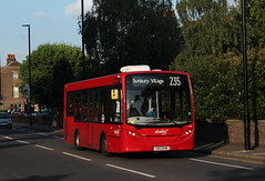 Route 235, Abellio London, 8118, YX13EHE (Jack Marian) Tags: bus london buses alexander dennis e200 brentford enviro twickenham tf route235 8118 alexanderdennis enviro200 enviro200dart alexanderdennisenviro200dart abelliolondon sunburyvillage northbrentfordquarter yx13ehe