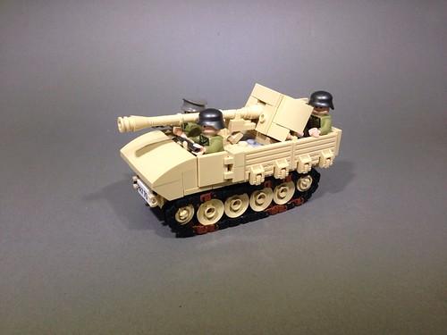 Steyr RSO mit Pak40