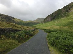 Wrynose and Hardknott Passes (rockcatch) Tags: lakedistrict motorbike langdale wrynosepass hardknottpass